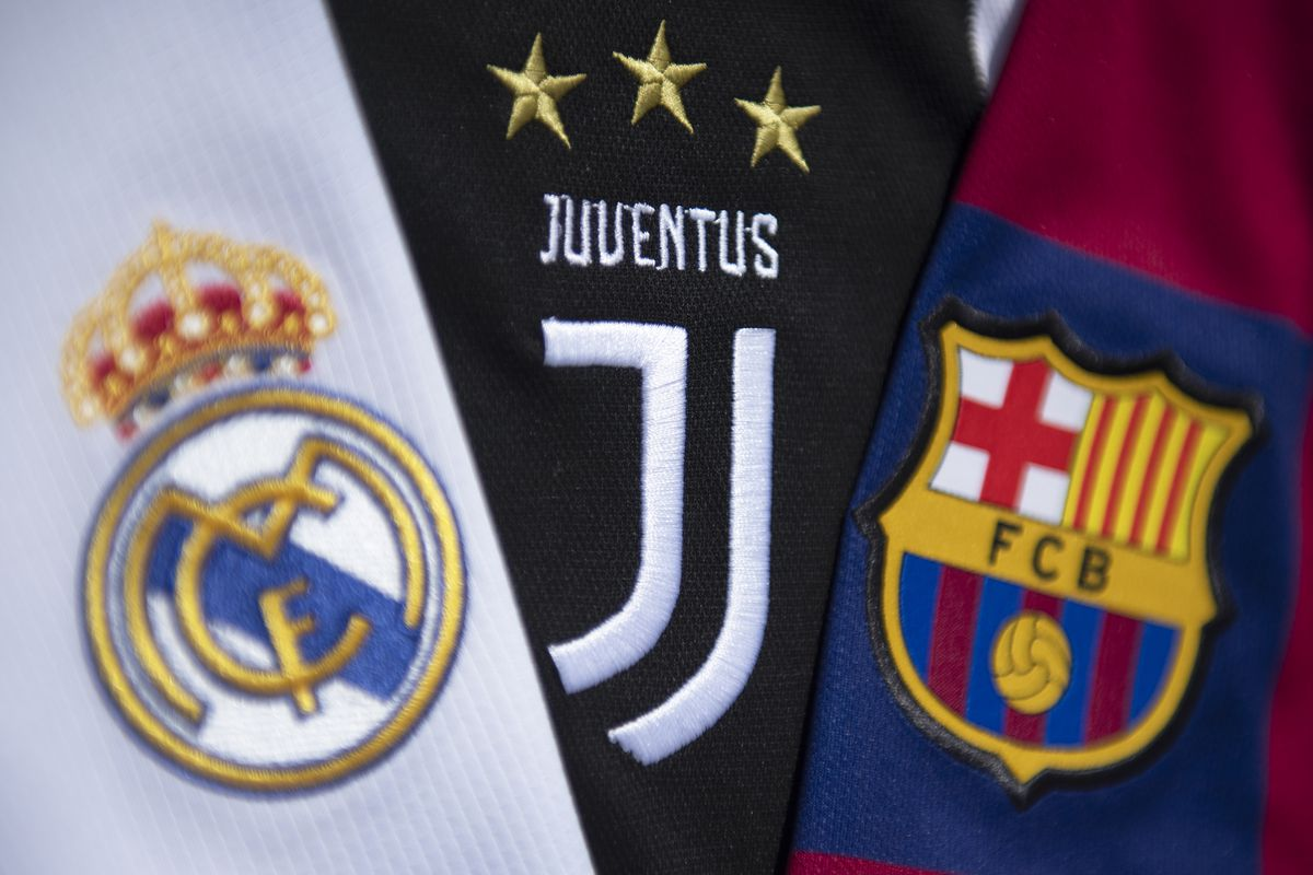 Real Madrid Barcelona And Juventus Face Potential Two Year Ban From The Uefa Champions League Managing Madrid