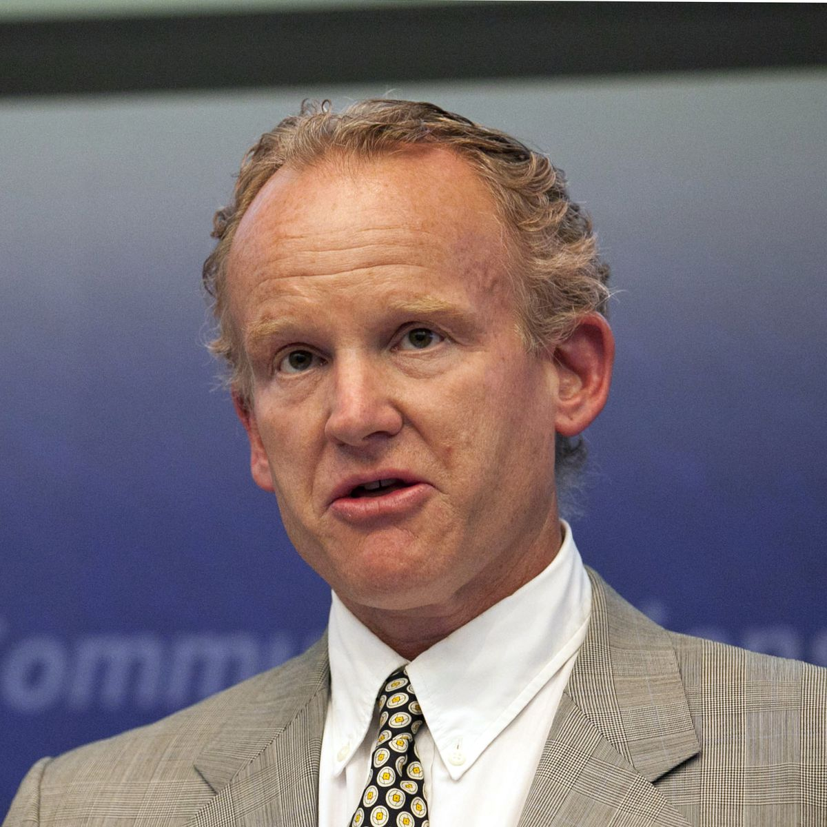 Barrett Murphy, head of the Chicago Department of Water Management, was fired last week.   Sun-Times file photo