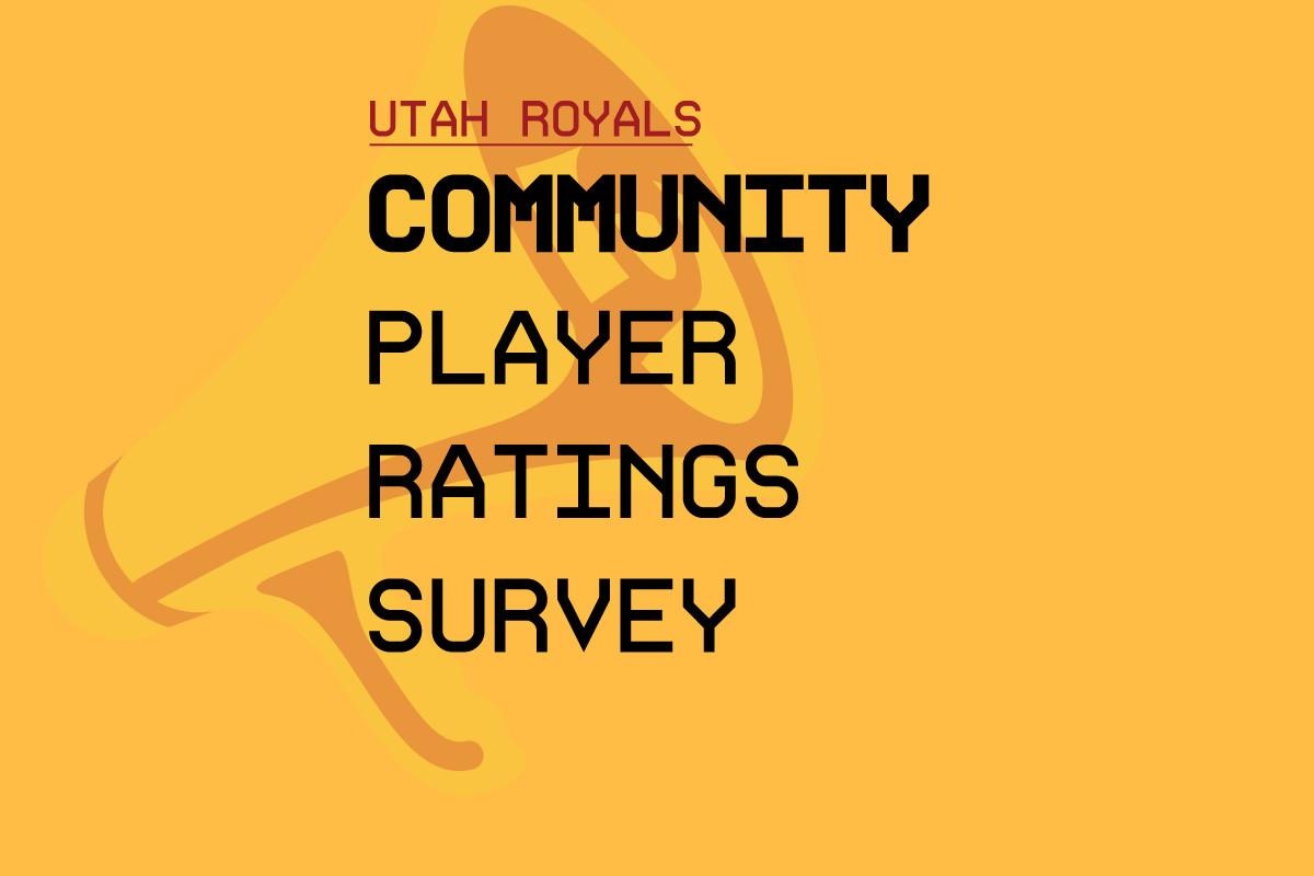 Community Player Ratings - Utah Royals vs Sky Blue - RSL Soapbox