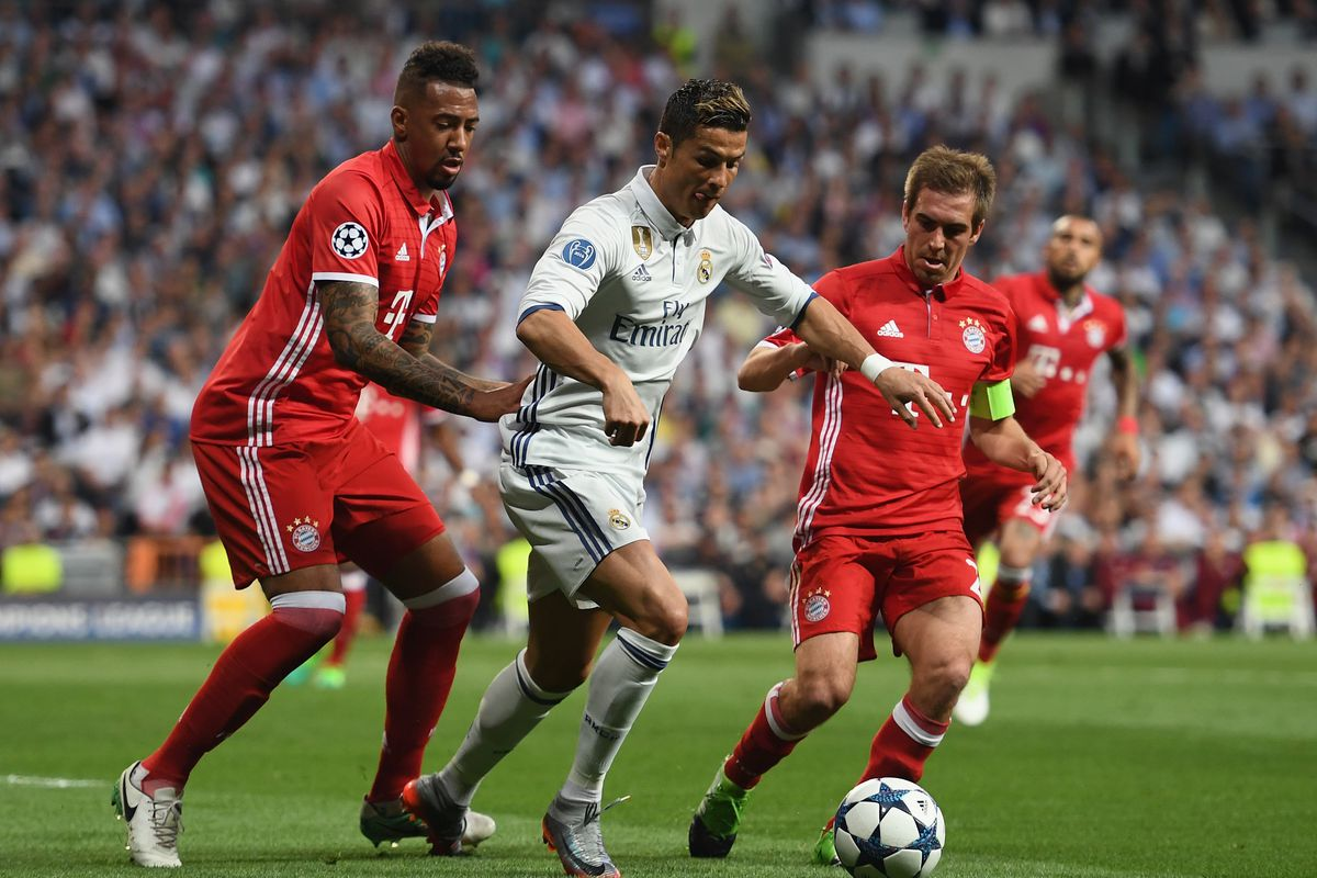 Image Result For Real Madrid Vs Bayern Munchen