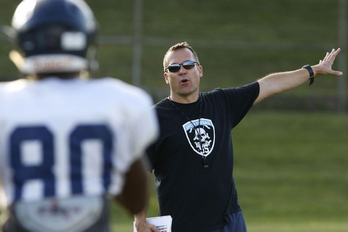 Chris Roll will no longer be the Lake Park High School football coach, the school district said Thursday.