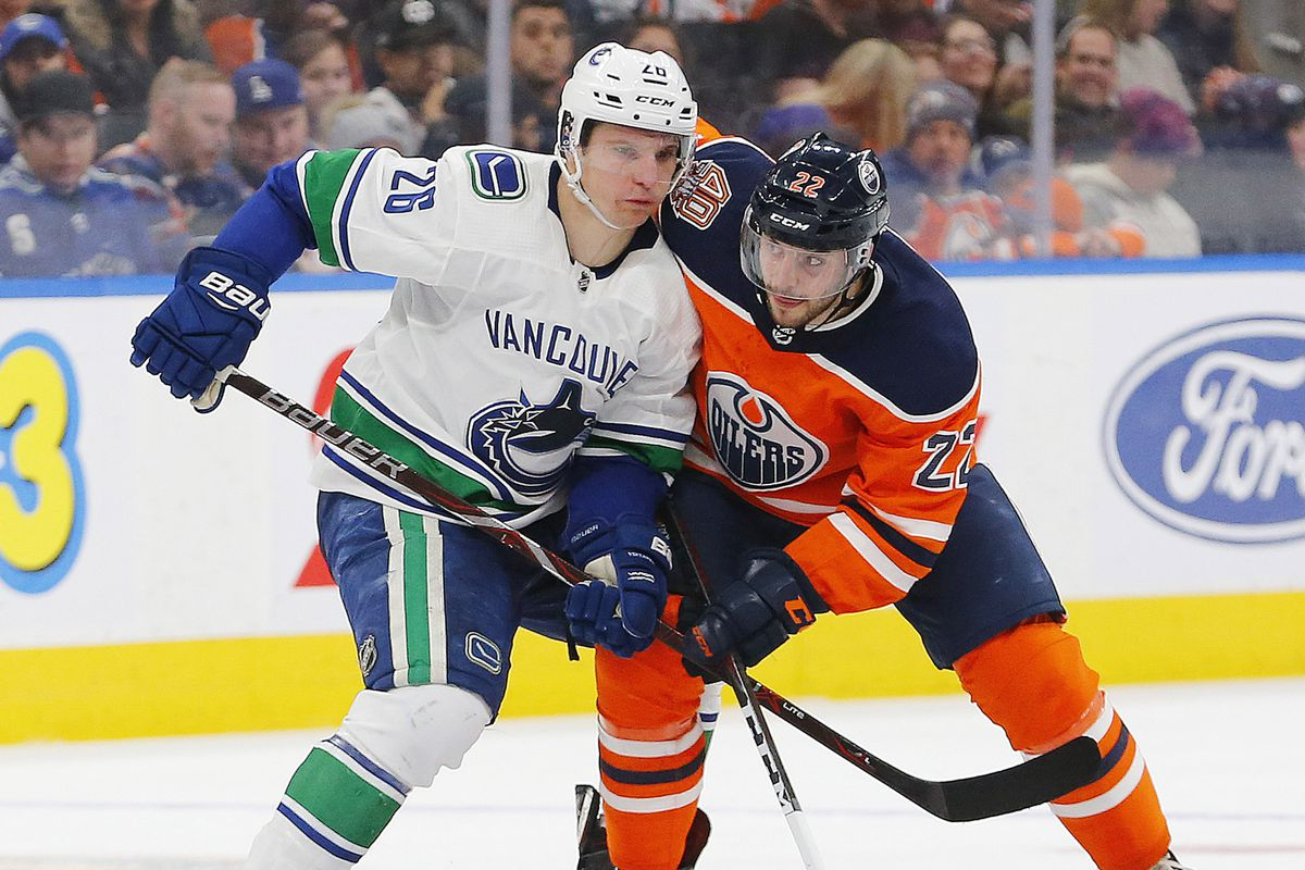 GAME PREVIEW: Edmonton Oilers vs. Vancouver Canucks - The ...