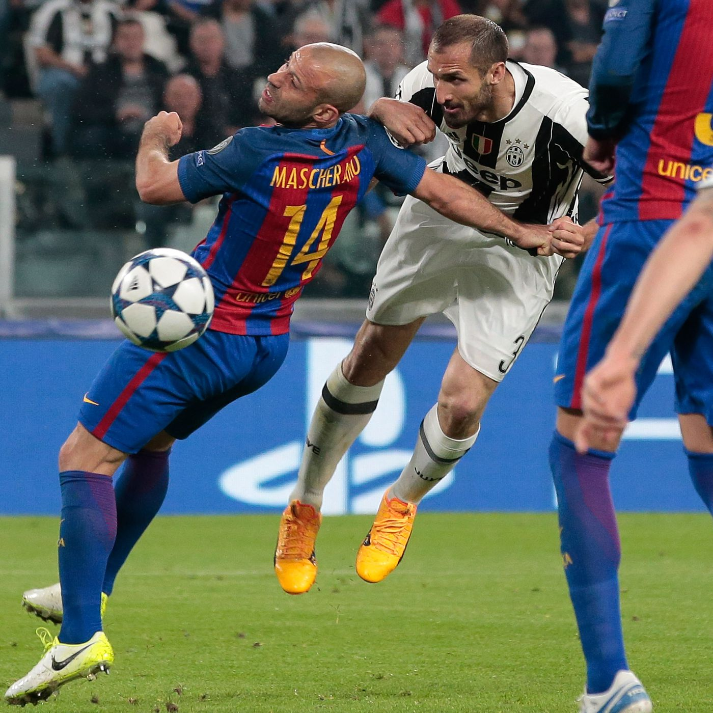 Juventus Vs Barcelona Match Preview Time Tv Schedule And How To Watch The Champions League Quarterfinals Black White Read All Over