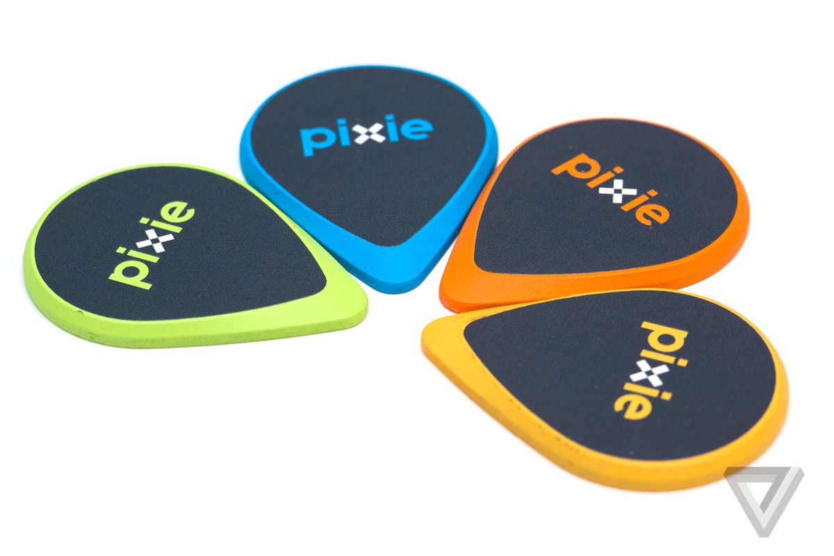 Pixie Point bluetooth tags