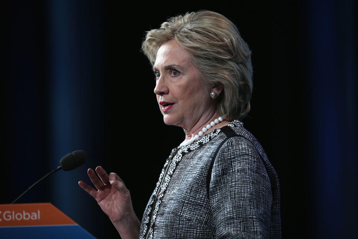 Hillary Clinton, May 14, 2014.