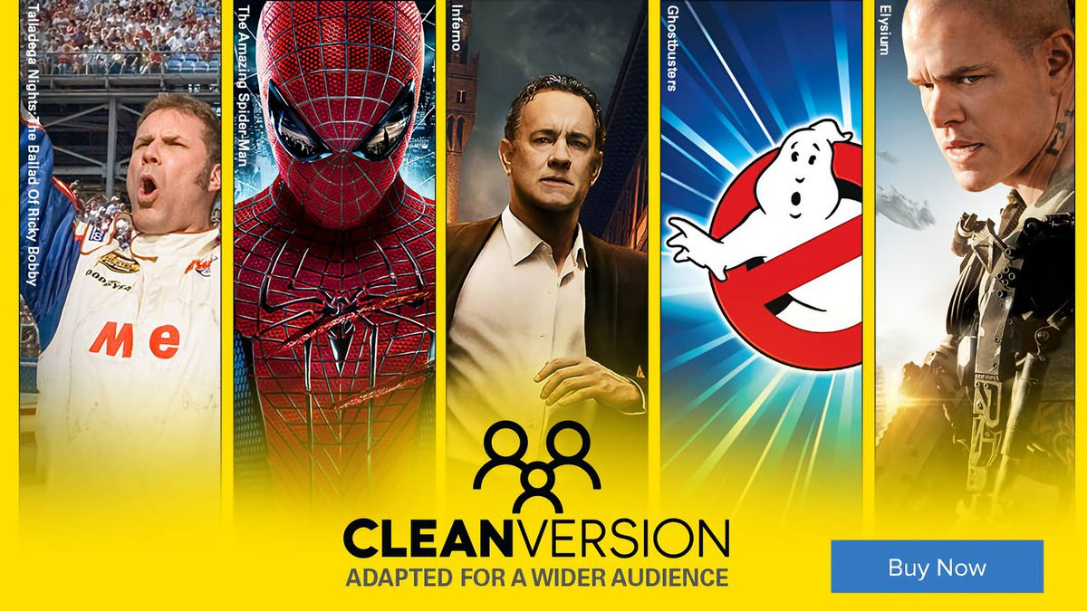 """Sony announced its """"Clean Version"""" initiative in early June."""