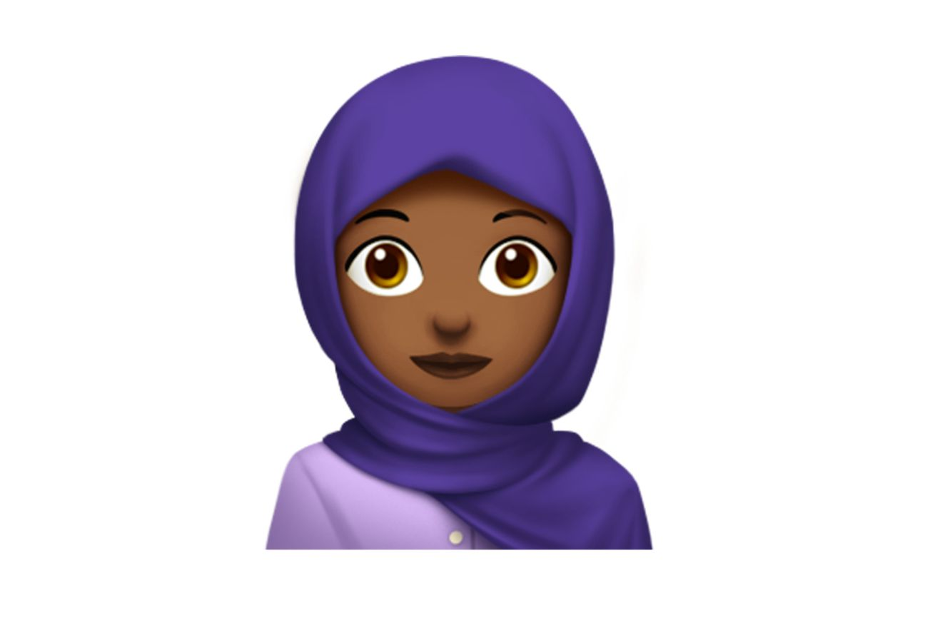 "How a 16-year-old Muslim girl made the ""woman with headscarf"" emoji a reality"