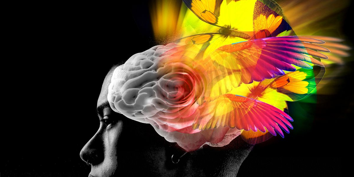 Psychedelic drugs and the future of mental health care - Vox