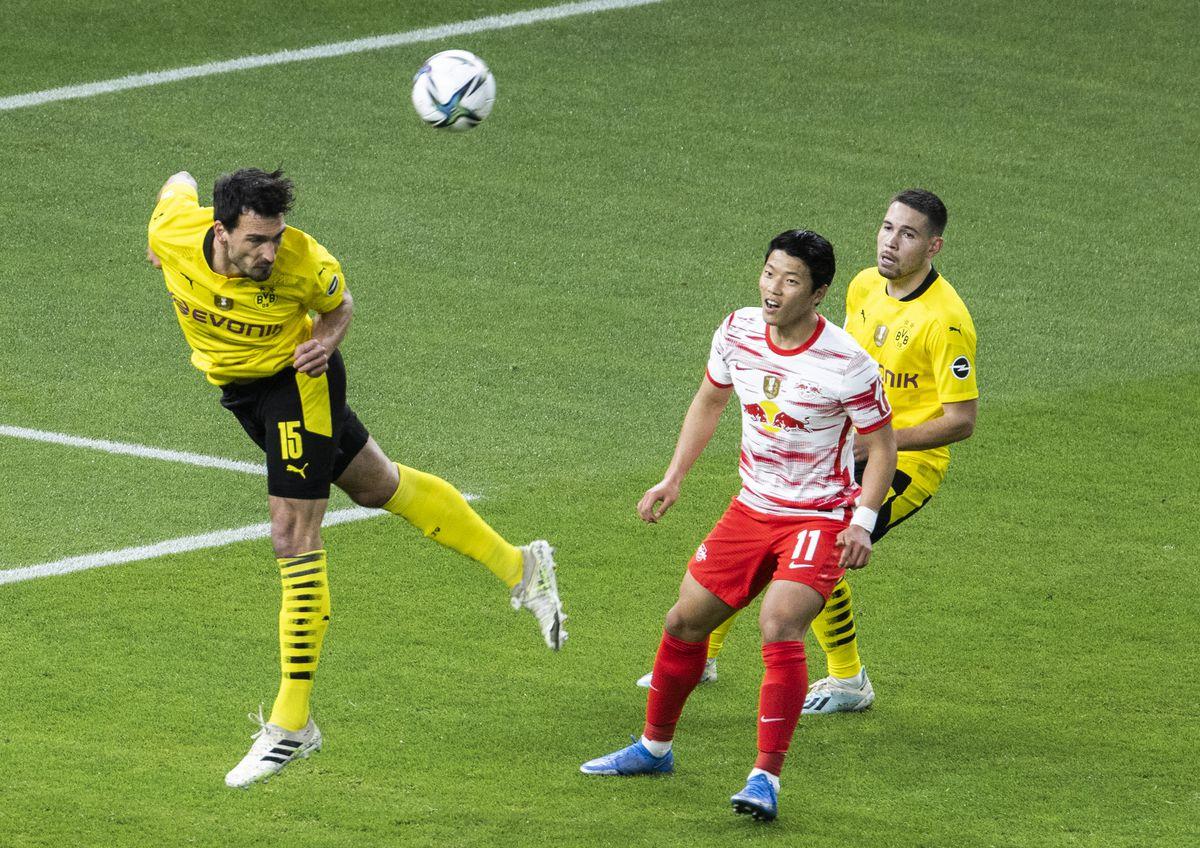 RB Leipzig v Borussia Dortmund - Finale de la Coupe DFB 2021