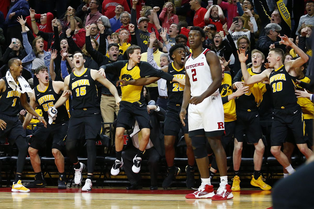 Overreaction Monday Iowa Basketball Needs A Miracle To Earn Respect