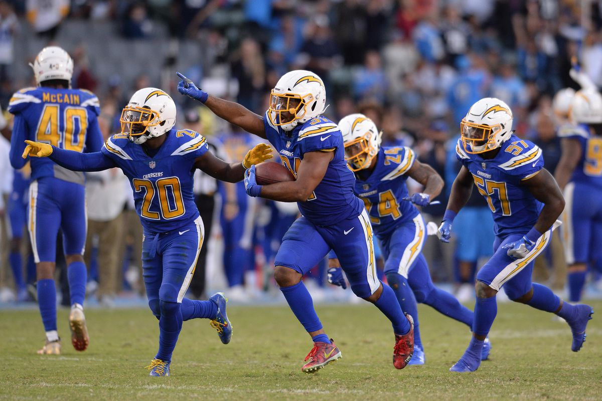 Los Angeles Chargers Bleacher Report Autos Post