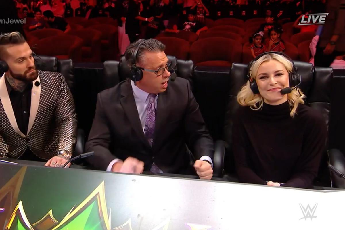 Renee Young Speaks On Incredible Experience During Saudi Arabia WWE PPVs 92