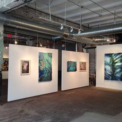"""<b>Long View Gallery,</b> <em>Washington, D.C.:</em>  This historic <a href=""""http://www.longviewgallerydc.com"""">warehouse-turned-art-gallery</a> has access to patio space in charming Blagden Alley, and can accommodate events for 50 to 600 guests for an ult"""