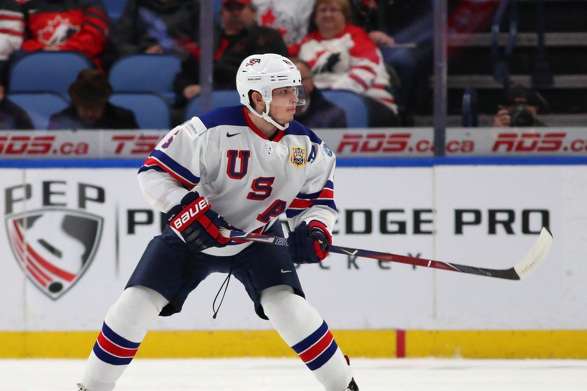 United States v Czech Republic: Bronze Medal Game - 2018 IIHF World Junior Championship