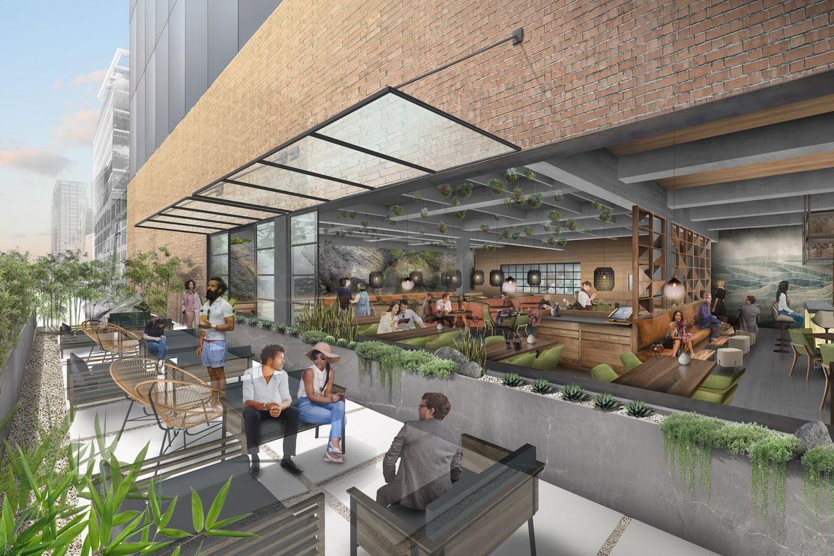 Tenten japanese sushi and barbecue restaurant is headed to west rendering of tenten rendering nova hospitality group official malvernweather Choice Image