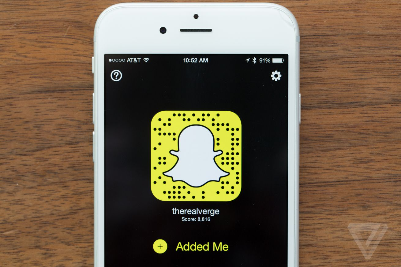 snapchat will debut a longform sci fi thriller story told in a series of texts