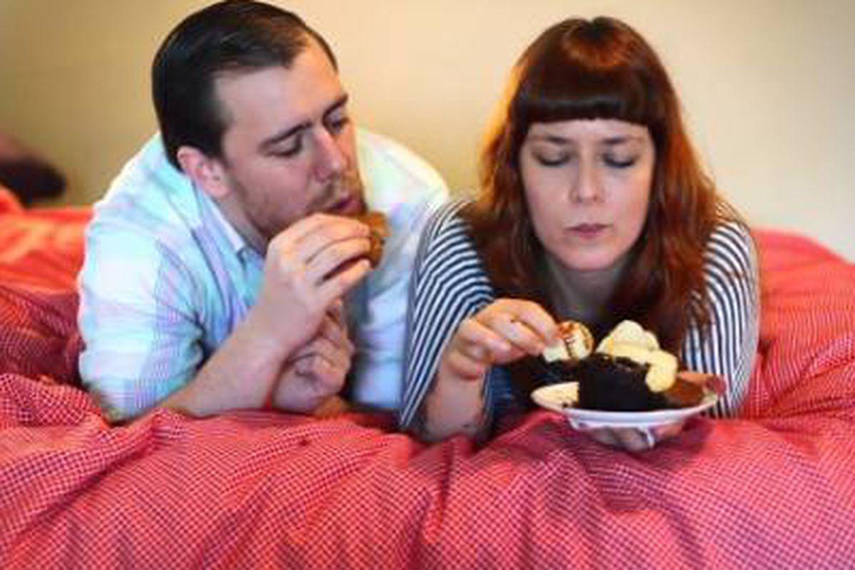 58901f7d6e21 Watch a Trailer for Kir Jensen's Sugar Cube Cookbook - Eater Portland