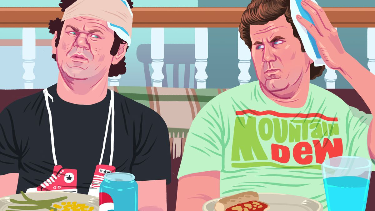 Unadulterated Joy An Oral History Of Step Brothers The Ringer