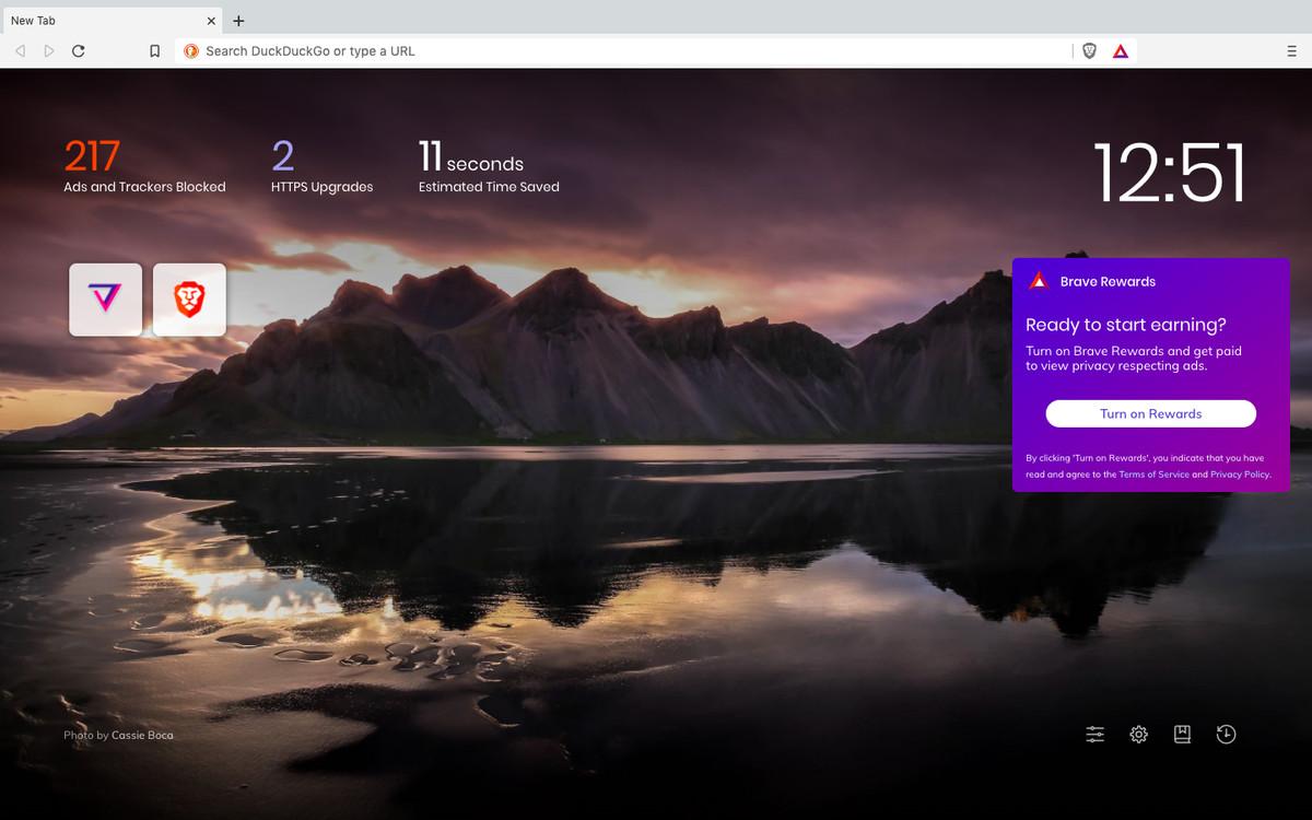 Cómo usar las herramientas del navegador Brave para proteger tu privacidad