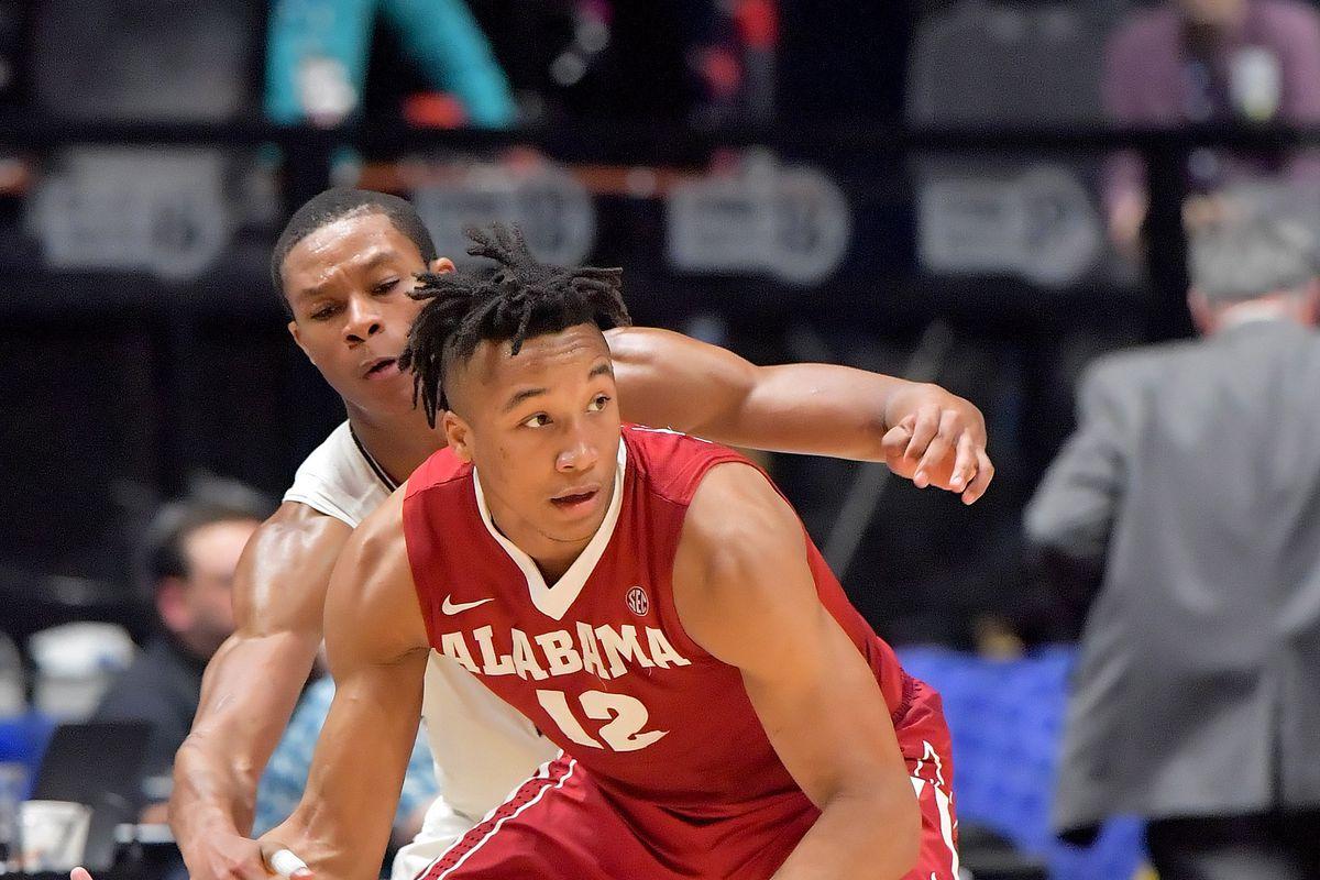 NCAA Basketball: SEC Tournament-South Carolina vs Alabama