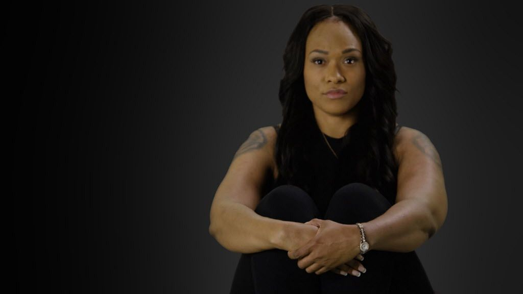 """Lisa Van Allen is among the women who recount their relationships with R. Kelly in the Lifetime documentary series, """"Surviving R. Kelly.""""   Copyright 2019 Lifetime"""