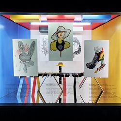 """""""Comme des Garçons"""", """"Marc Jacobs"""" and """"Balenciaga"""" by French design partnership M/M Paris"""