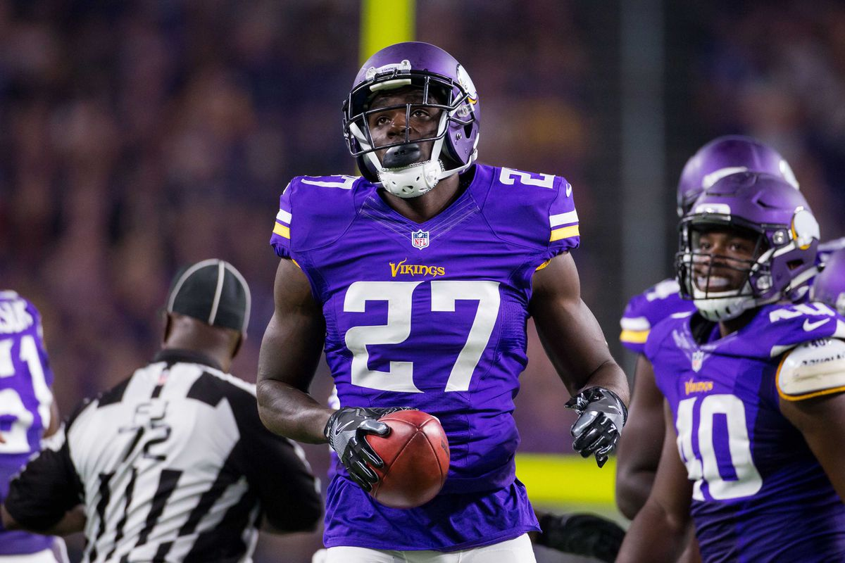 Nice Minnesota Vikings By The Numbers: #27 Daily Norseman  for sale