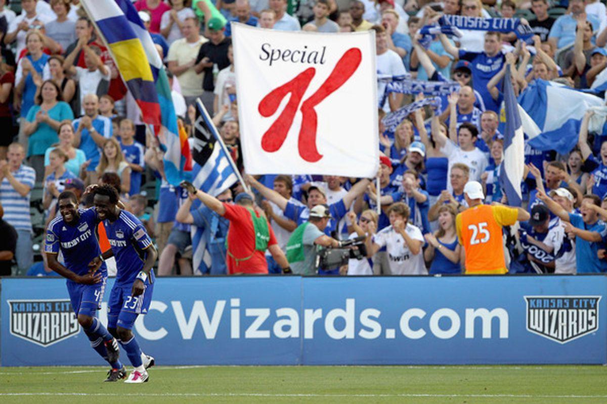 Kei Kamara loves Kansas City, and Kansas City loves Kei Kamara