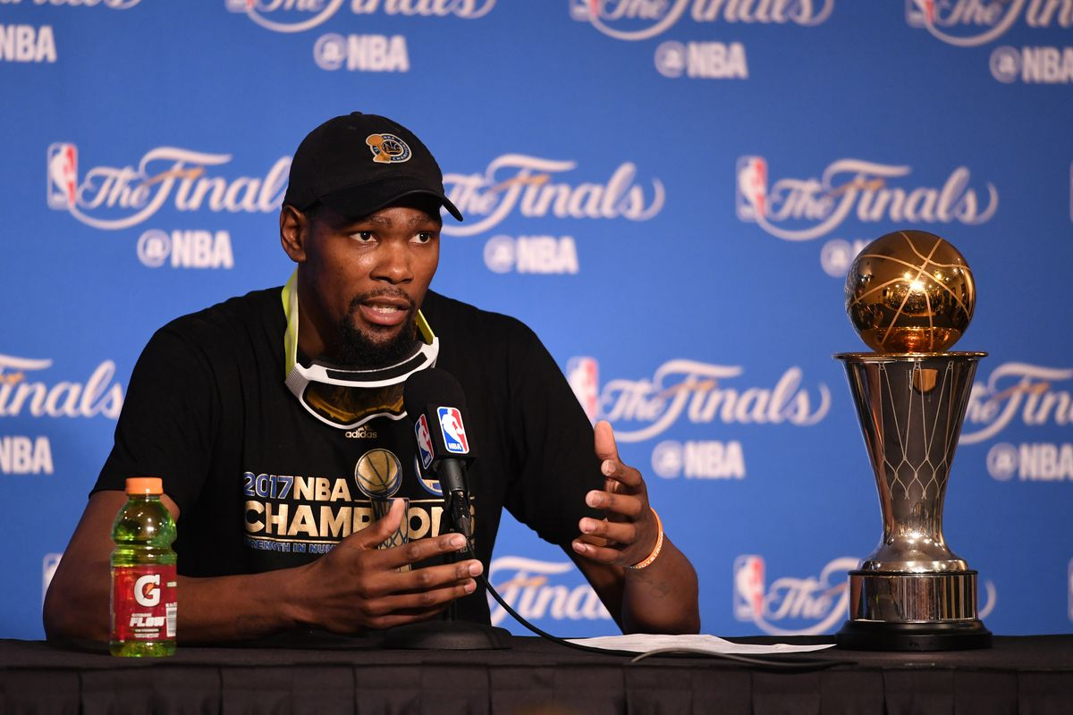 c243e1c6dc83 Kevin Durant s Fake Twitter Conspiracy Might Just Be the Tip of the Iceberg