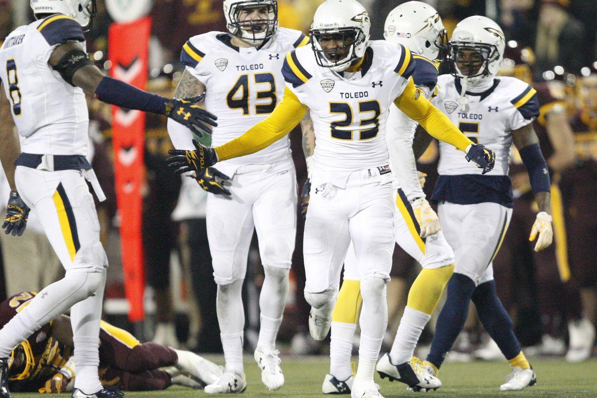NCAA Football: Toledo at Central Michigan