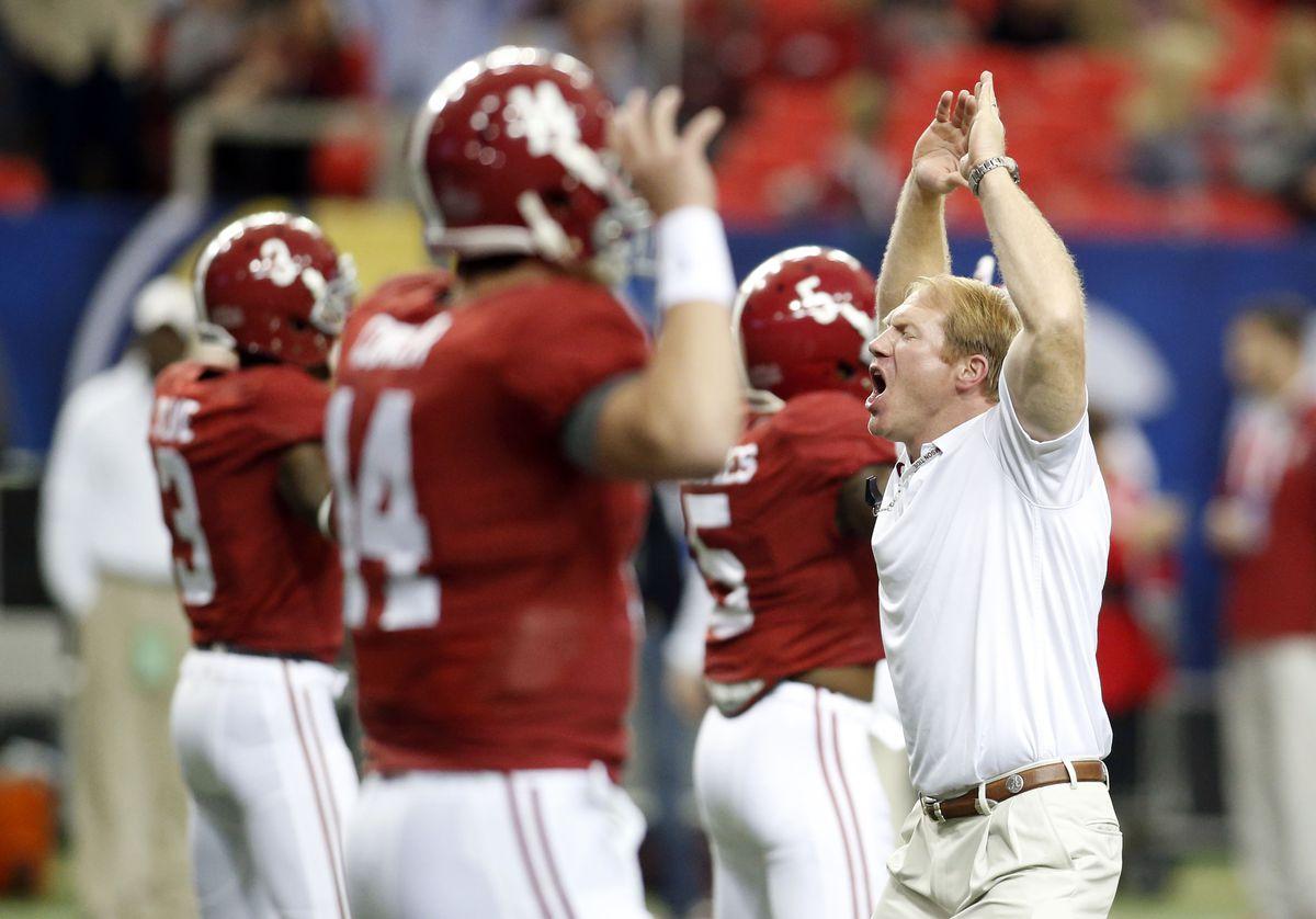 "<p zoompage-fontsize=""15"" style="""">NCAA Football: SEC Championship-Florida vs Alabama"