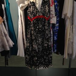 Fall/winter 2011 dress, size 6, $260 (from $415)