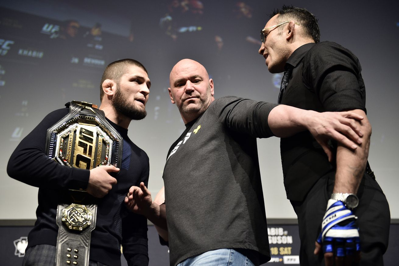 <label><a href='https://mvpboxing.com/news/27772/Khabib-says-he's-stuck-in-Russia-UFC-wants-new-' class='headline_anchor'>Khabib says he's stuck in Russia, UFC wants new opponent for Tony</a></label><br />Khabib Nurmagomedov says he's stuck in Russia and won't be able to fly out for...