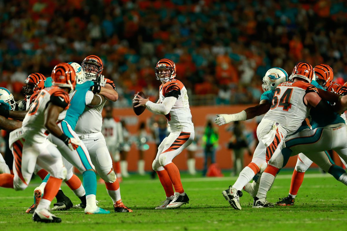 Cincinnati Bengals v Miami Dolphins