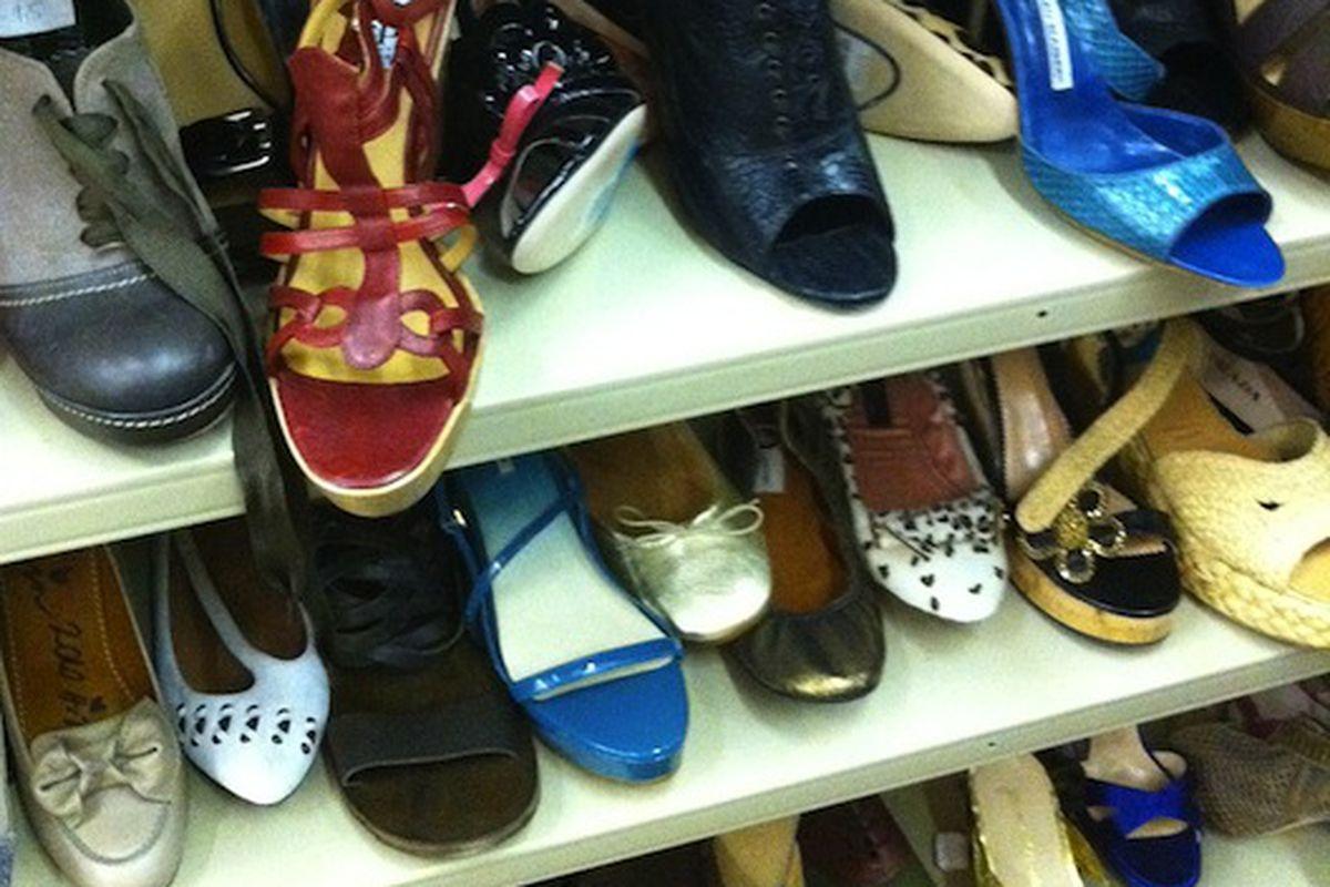 A nostalgic look back at the February Barneys Warehouse Sale