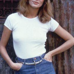 Lauren Hutton, 1973