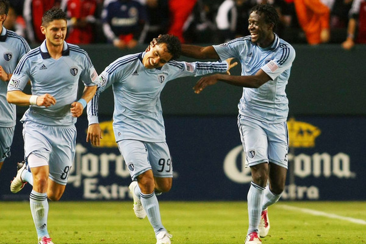 """It's time for <strong>Sporting KC</strong> to get back to the good ol' days - four weeks ago. It's time to pick out the problems for the club on this three-game """"losing"""" streak. Let's hash it out."""