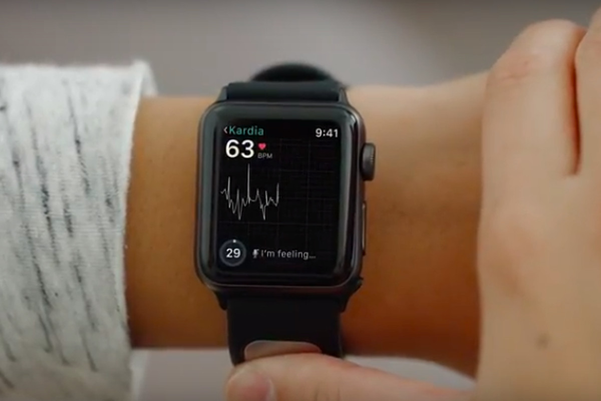 Future Apple Watches might feature an EKG reader to detect heart illnesses