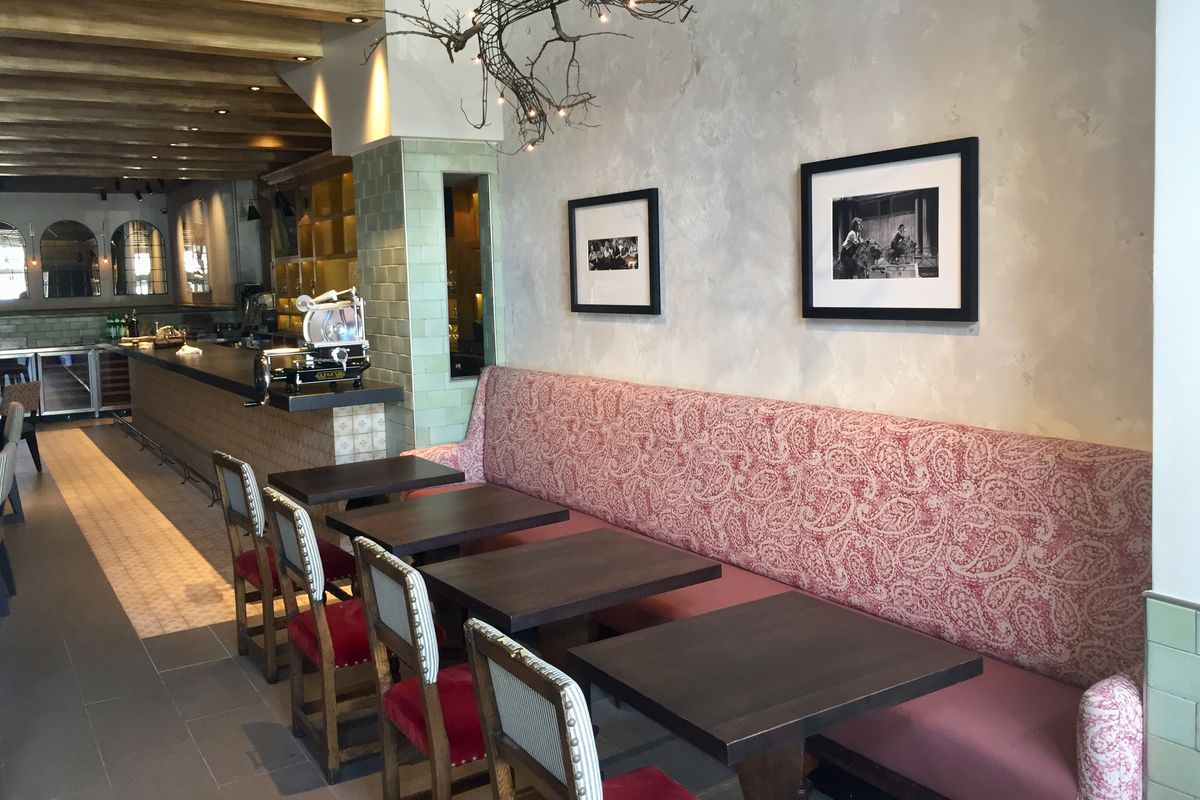 Tuscan Inspired San Lorenzo Opens Next Week In Shaw Eater Dc