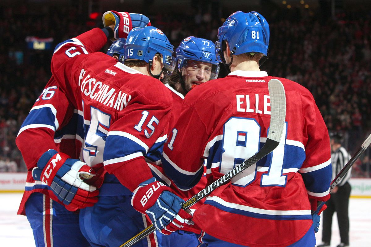 Your 2015-16 season series with the Canadiens, in a nutshell.