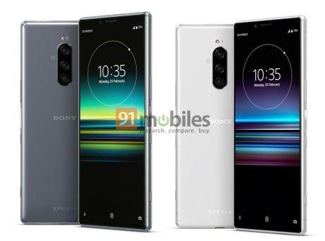 Filtrada en imágenes la nueva serie de Sony Xperia, ¡incluye precios!