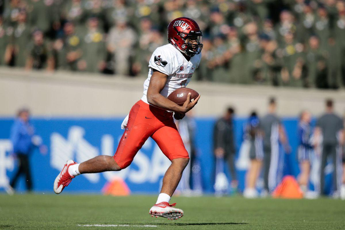 NCAA Football: UNLV at Air Force
