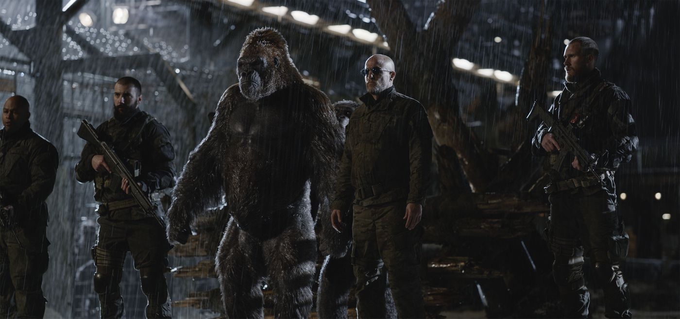 War for the Planet of the Apes is the summer's most