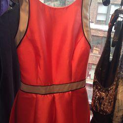 Sample dress, $75