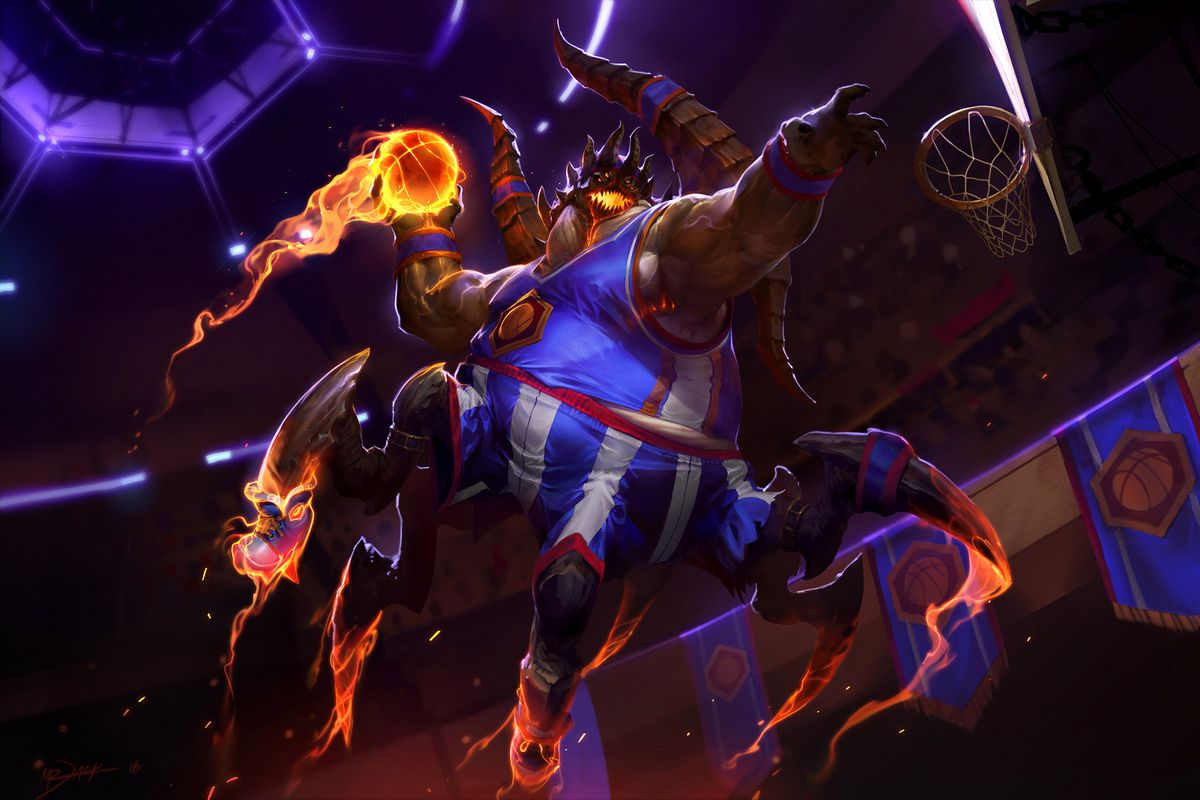 Azmodunk - Heroes of the Storm