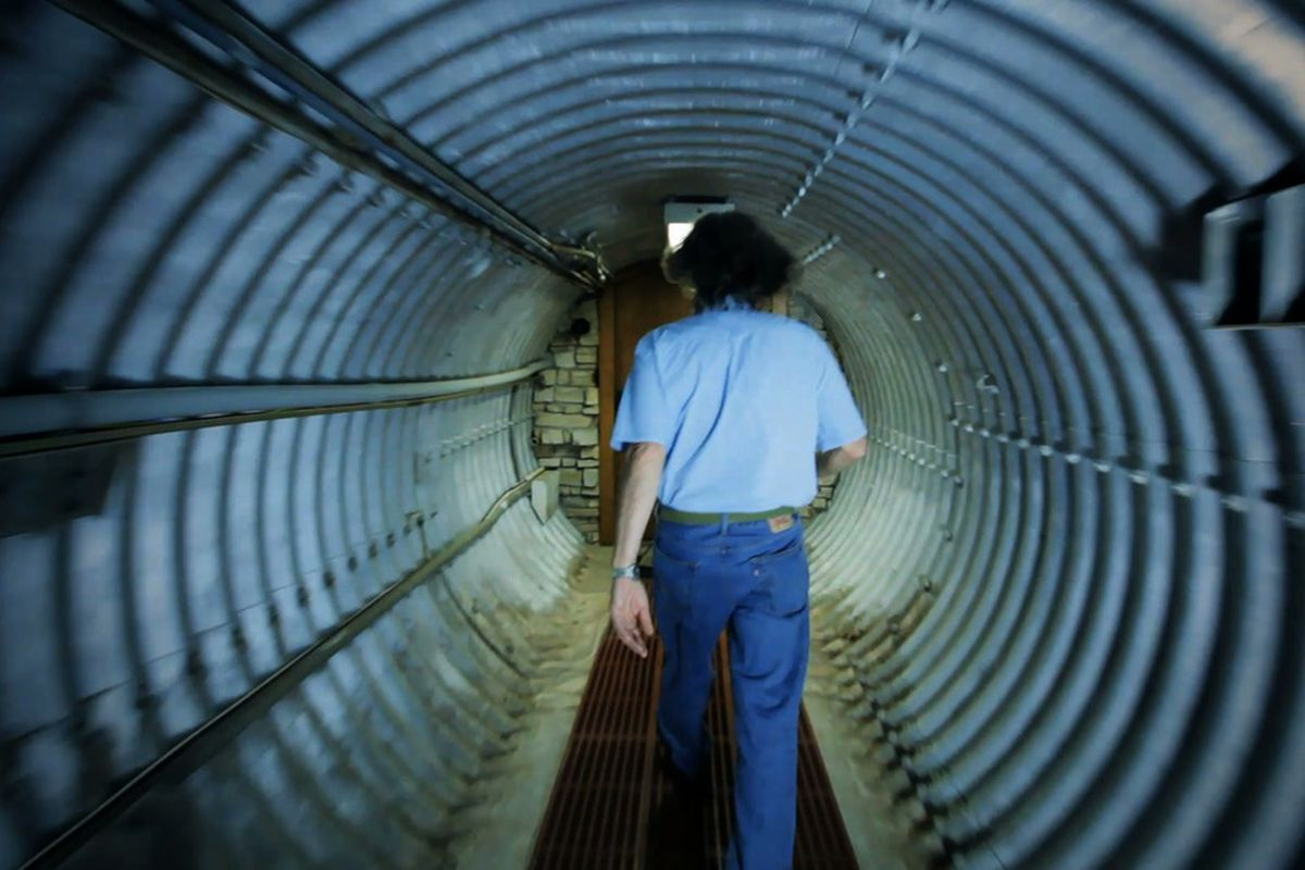 Life in a Nuclear Missle Bunker