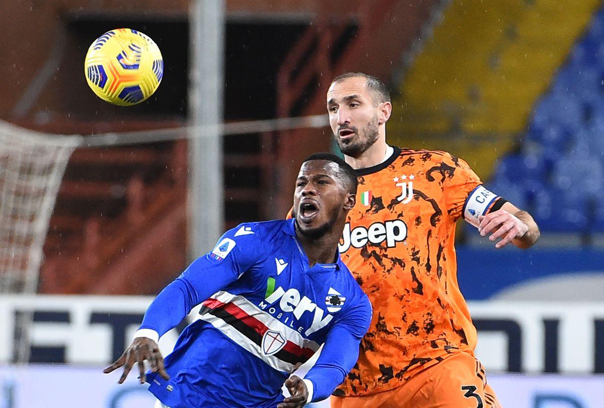 UC Sampdoria v Juventus- Serie A