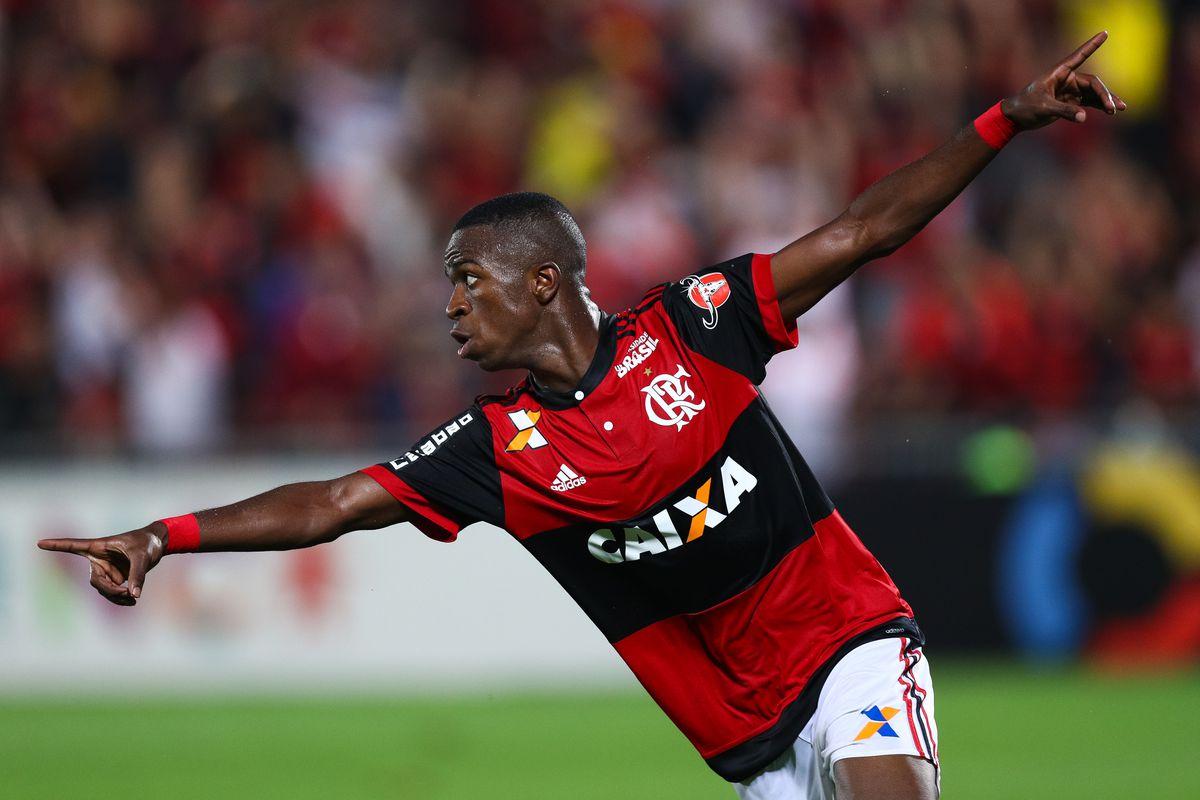 Flamengo v Atletico GO - Brasileirao Series A 2017