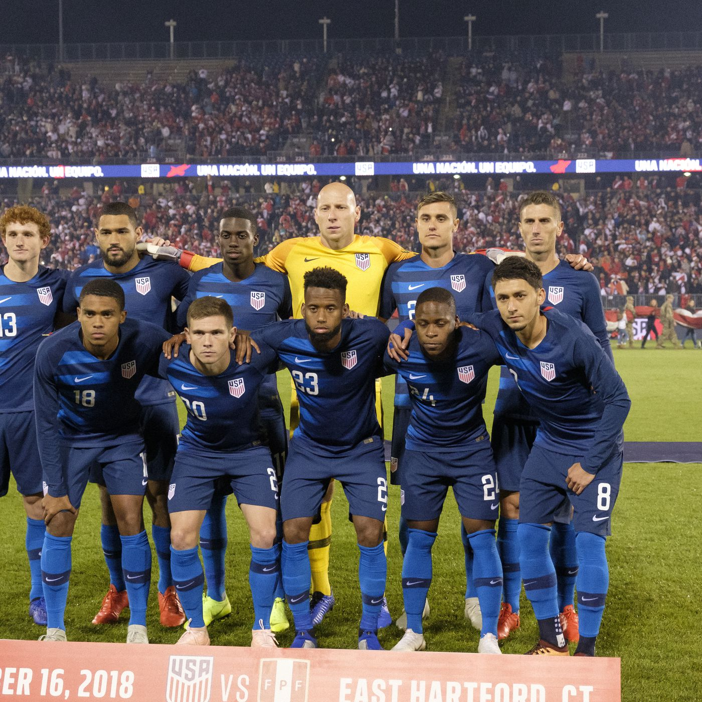 529535c3bd7 USMNT names 40-man provisional Gold Cup roster - Stars and Stripes FC
