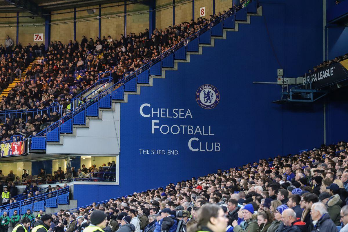 The Stamford Bridge Stadium